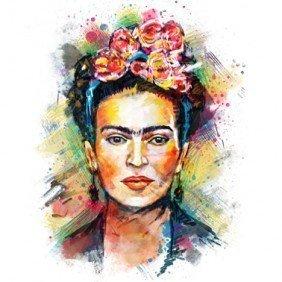 Frida Kahlo Çiçekleri